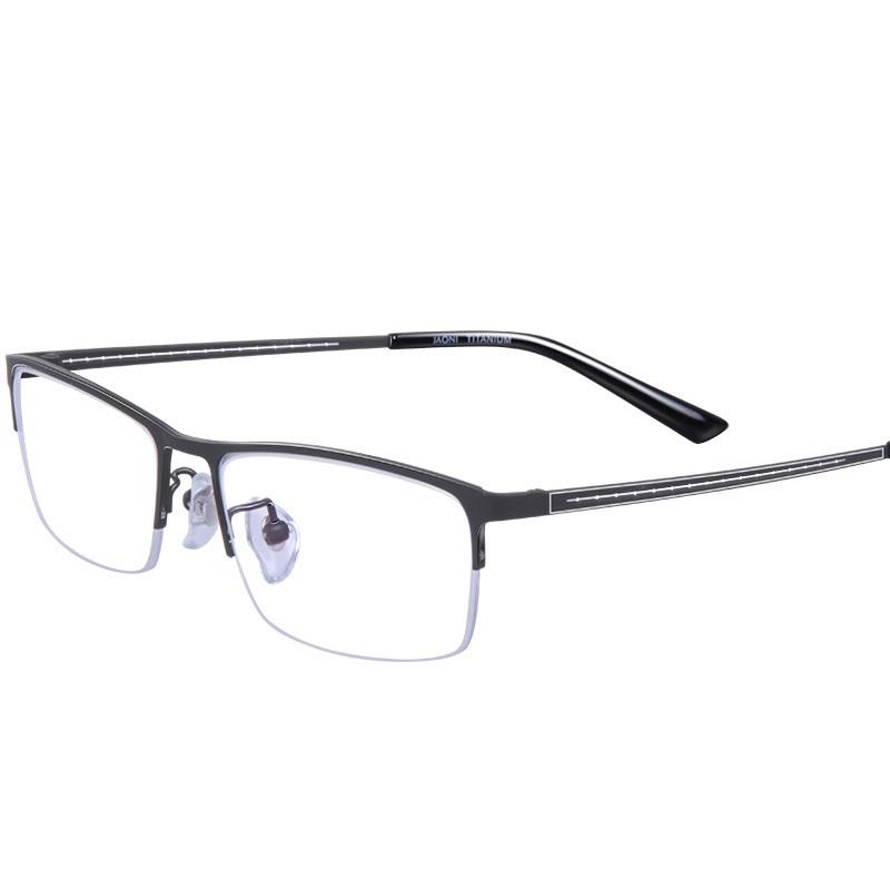 Philippines   Glasses haif-frameTitanium Eyeglasses Frames Men ...