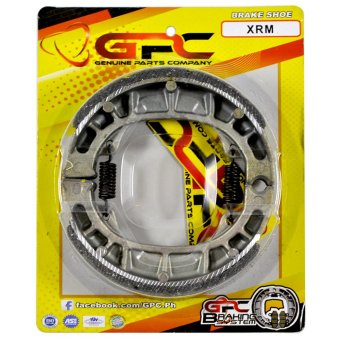 GPC Rear Brake Shoe for XRM125