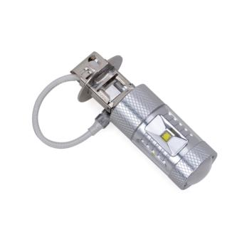H3 DC 12-24V 30W 380LM 6000K White LED Car Fog Light Lamp Bulbs - picture 4