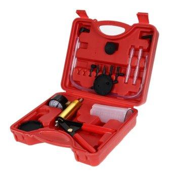 Hand Held Brake & Clutch Bleeder Tester Set Bleed Kit VacuumPump Car Motorbike - intl - 2