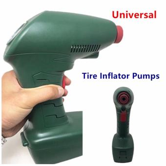 Handheld Portable Air Compressor Auto Tire Inflator Pump EmergencyTool