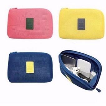 Handy Travel Gadget Organizer Pouch - 2