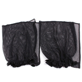 Hang-Qiao Auto Car Sunshade Curtain (Black) - picture 2