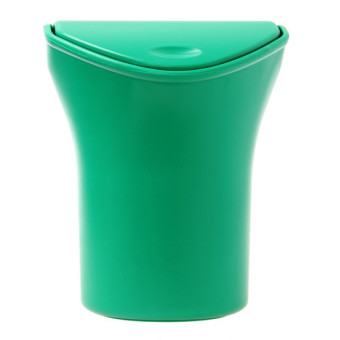 HANG-QIAO Car Onboard Dustbin (Green)
