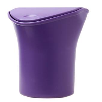 HANG-QIAO Car Onboard Dustbin (Purple)