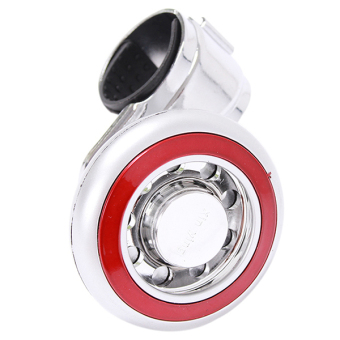 Hang-Qiao Car Steering Wheel Power Handle Ball Red - picture 2
