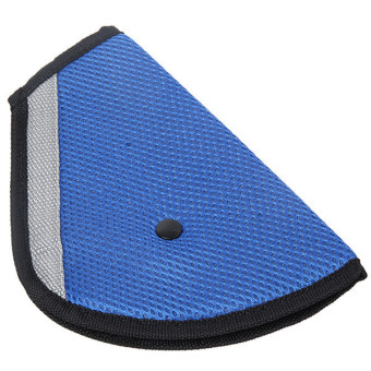 Hang-Qiao Safety Seat Belt Holder (Blue)