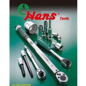 "Hans Tools 4024-T40 1/2"" Drive T40 Torx Bit Socket (Silver) - picture 2"