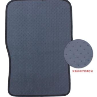 Hansen 4pcs car universal floor mats - 2