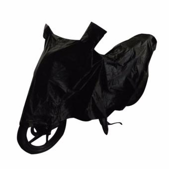Hansen Motorcycle Cover (Black)