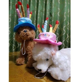 Happie Barkday Hat Cap Pet Dog Cat Birthday Hat Price Philippines