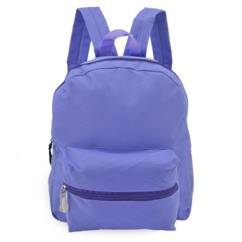 Happy Kids CRL-04 Kids School Bag Backpack (Purple/Violet)