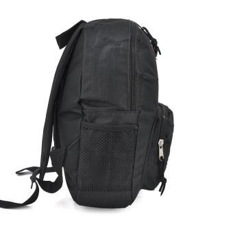 Happy Kids CRL-05 Kids School Bag Backpack (Black) - 3