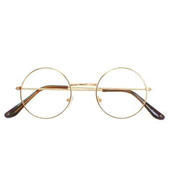 Harry Potter Inspired Eyeglass - Gold - 4