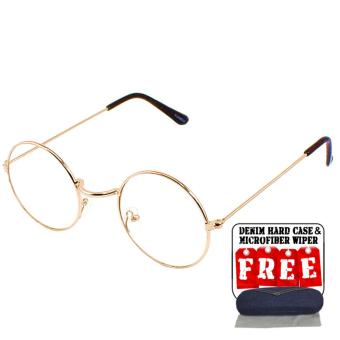 Harry Potter Inspired Eyeglass - Gold