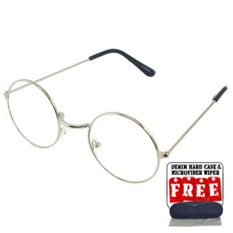 Harry Potter Inspired Eyeglass - Silver