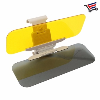 HD Vision Visor Car Driving Anti-Glaring Sun Visor Board Day andNight Visor