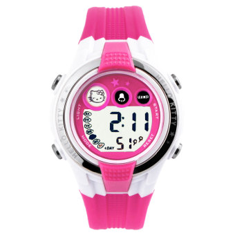 Hello Kitty girl's waterproof girls watch Children's Watch