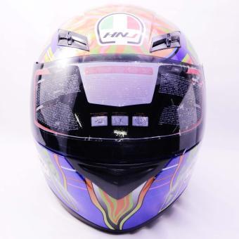 Helmet HnJ 601A-Five Continents (9211-333-Five Continents) - 2