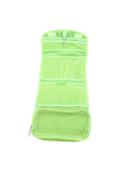 HengSong Foldable Cosmetic Bag (Green) - picture 2