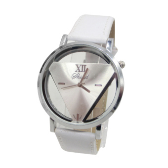 High-Grade Leather Band Business Watch