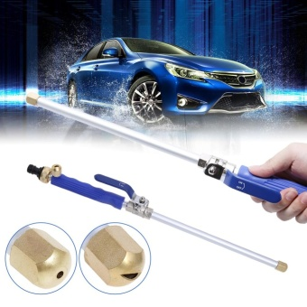 High Pressure Power Washer Water Hose Wand Attachment - intl