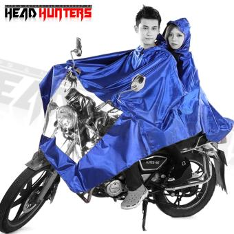 High Quality Motorcycle Couple Rain Coat Converted to Single RainCoat