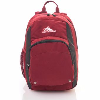 High Sierra Impact Backpack - Cranberry/Black Price Philippines