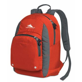 High Sierra Impact Backpack - Red Line / Charcoal Price Philippines