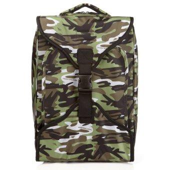 High Sierra UFO W BP Wheeled Backpack (Camouflage)