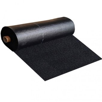 Hitech Car Matting 4 Ft X 8ft Black Cut Your Own For Vans