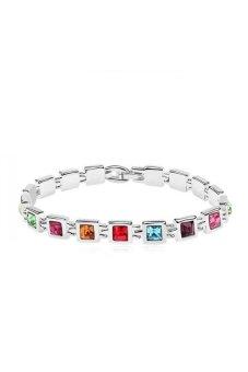 HKS Qiuming Austria Crystal Bracelet - Intl