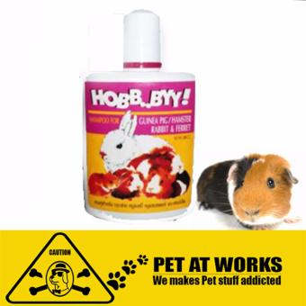 Hobby Pet Shampoo for Guinea Pig, Hamster, Rabbit, Ferrets (Small)