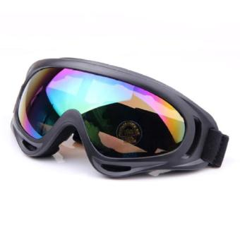 HOT Motorcycle Dustproof Ski Snowboard Sunglasses Goggles LensFrame Eye Glasses