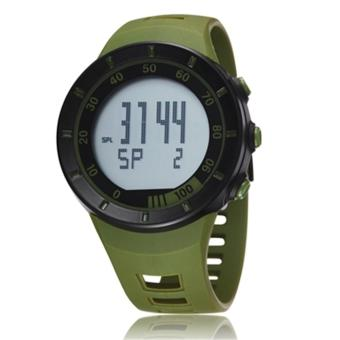Hot Sale New Ohsen Brand LED Digital Display Man Women Outdoor FunSport Watches 30M Waterproof Diving Yellow Fashion Watches
