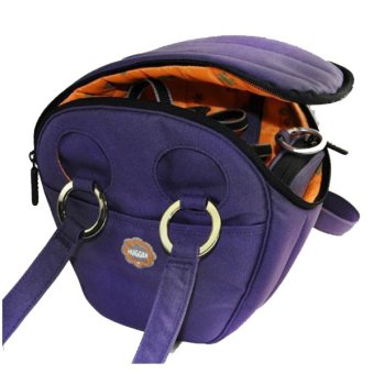 Hugger Tubby Camera Bag (Purple) - picture 2