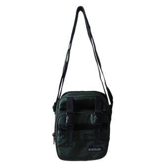 ILLUSTRAZIO Sling Bag (Blue/Green)
