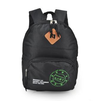 Happy Kids CRL-05 Kids School Bag Backpack (Black) Price Philippines