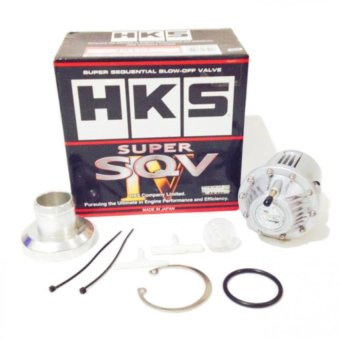 HKS Super Sequential Blow Off Valve - IV (Silver) Price Philippines