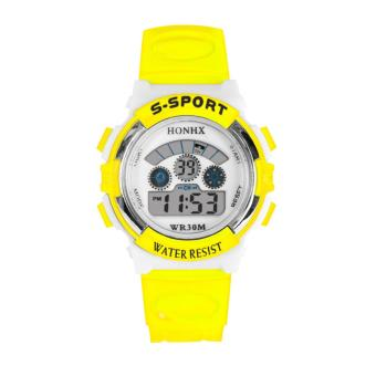 Harga S SPORT Kid's Sports Watch Unisex Water Resistant