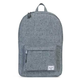 Herschel Supply Co. Settlement Mid-Volume Laptop Backpack (Scattered Raven Crosshatch) Price Philippines