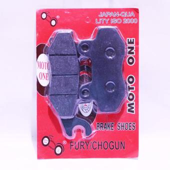 Moto One Brake Pad Fury/Shogun Price Philippines