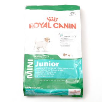 Harga Royal Canin Mini Junior Dry Dog Food 8kg