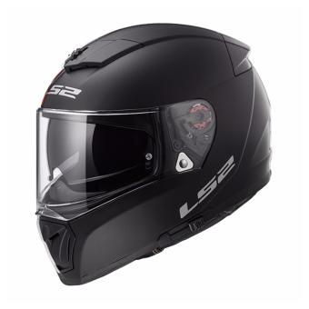 Harga LS2 Full-Face FF390 Breaker Helmet (Matte Black)