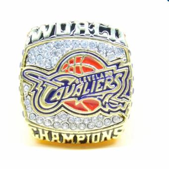 Cleveland Cavaliers Cavs NBA Championship Ring Lebron James MVP NBA 2016 - intl Price Philippines
