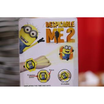 Harga Kids Projector Watch Minions