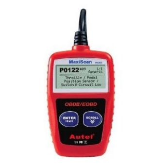 Autel MS309 OBD2 Scanner CAN BUS Car Code Reader Data Tester Scan Tool OBDII - intl Price Philippines