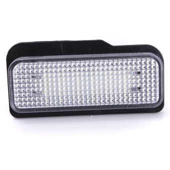 Harga 2xLED Number License Plate Light for Mercedes Benz E-Class S211/W211 Error Free