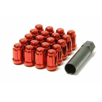 Harga Fuji H/T Dome Spline 12x1.5 RED Set of 20PCS