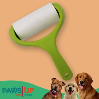PAWS UP Super Sticky Pet Hair and Lint Remover (GREEN) Price Philippines